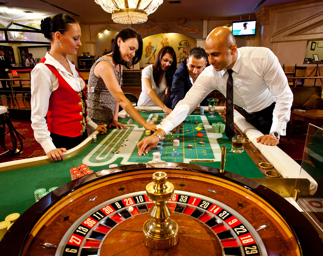 Revenues A Number Earnings From Gambling