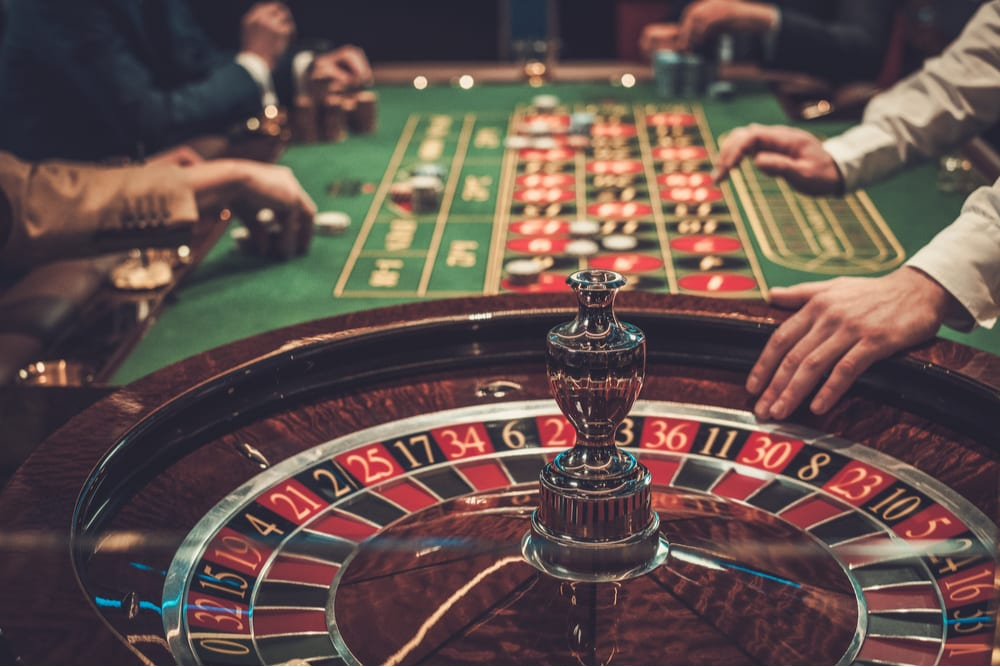 The Historical past Of Casino Informed Via Tweets